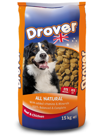 Drover Dog Food