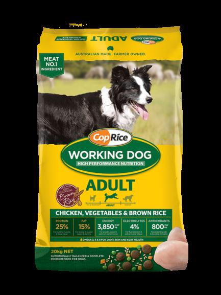 Working Dog – Adult Chicken