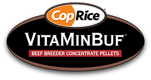 VitaMinBuf™ Beef Breeder Concentrate Pellets